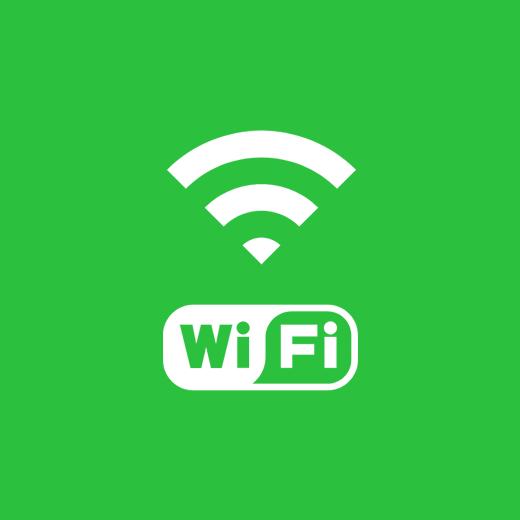 高速WiFi&電源使い放題